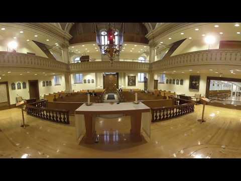 Visite 360 du Monastère des Ursulines de Trois-Rivières