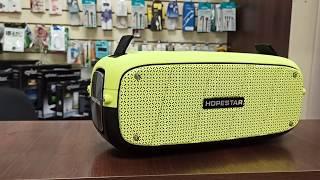 Портативная колонка HOPESTAR A20 BASS Speaker функция TWS 55W