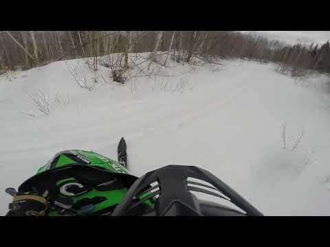 Firecat 1000 Turbo Trail Ride