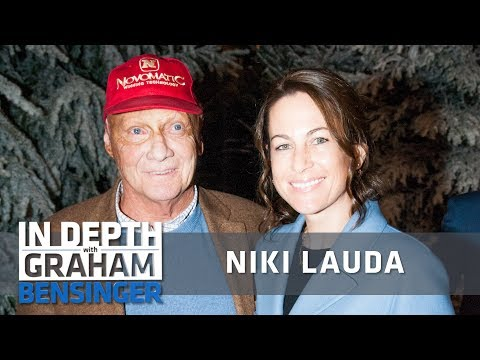 Niki Lauda: Alive thanks to wife's kidney