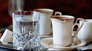 видео Как правильно пить кофе