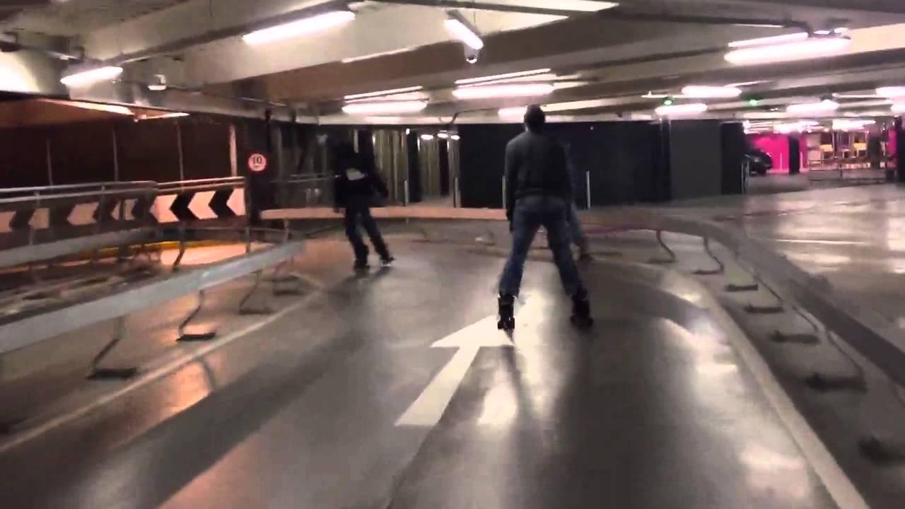 skating down westfield spiral car park youtube. Black Bedroom Furniture Sets. Home Design Ideas