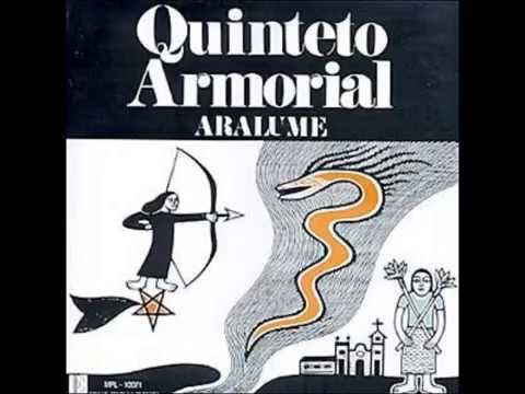 Quinteto Armorial - Aralume 1976 - Completo