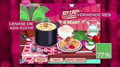Koch- und Backspiele  - Trailer und Spieletipps   SpielAffe.de
