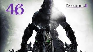 прохождение Darksiders 2 - Часть 46  Город Мёртвых: Битва с Мучителями