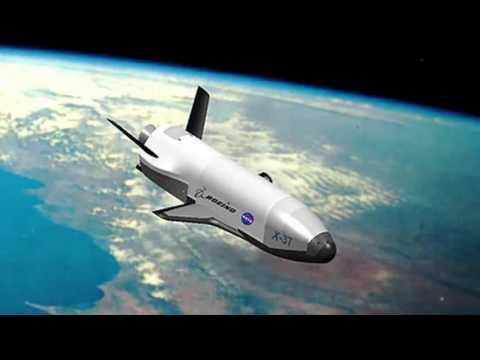 Mysterious X-37B Orbital: Space Plane Approaching Air ...