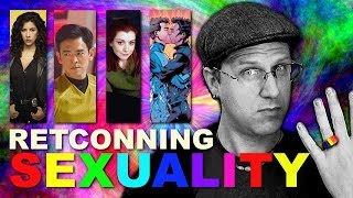 "Retconning Sexuality - When Characters ""Turn Gay"""