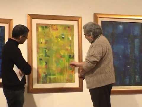 Fethi Zbidi: un peintre tunisien à Montréal