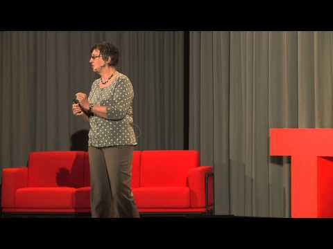 Unravelling the chains of modern slavery | Michaëlle de Cock | TEDxGeneva