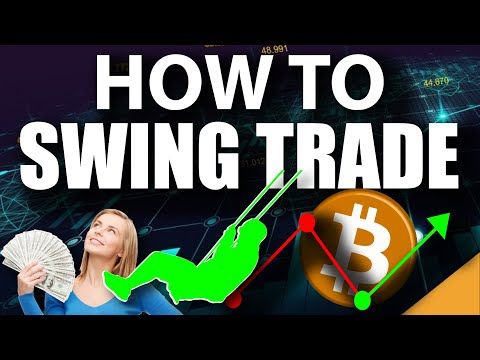 Swing Trading Cryptocurrency (BEST 2020 GUIDE)