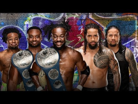 The Usos to challenge The New Day at SummerSlam