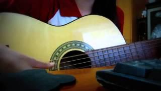 Mùa đông tàn phai Guitar - cover by Teo Maxx