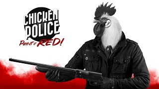 🐔 La CLAQUE indé de l'année ? CHICKEN POLICE | TEST + Gameplay FR