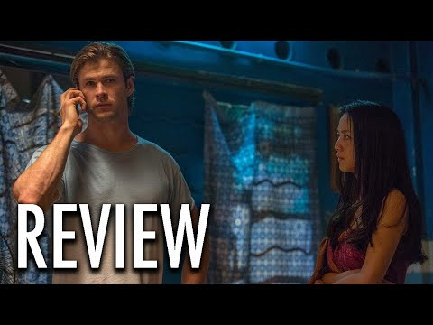 Blackhat is an early contender for one of the worst films of 2015