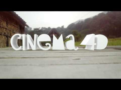 Cinema 4D Mograph Logo
