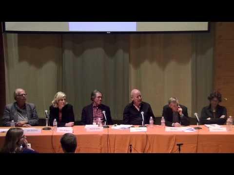 """November 8, 2014, Rubin Institute Public Panel - """"Master Class in Writing Music Criticism"""""""