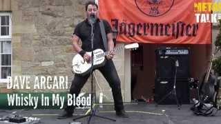 "Dave Arcari,   ""Live"" at Les-Fest 2"