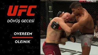 UFC Fight Night 149 | Overeem vs Oleinik