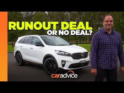2020 Kia Sorento Black Edition Review | Runout Deal Or No Deal?