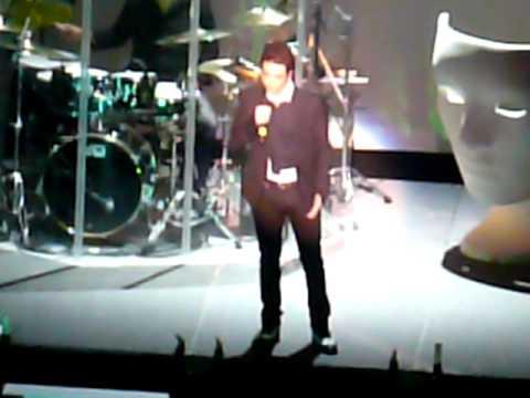 "Gianluca Ginoble – ""Musica Proibita"" – Detroit"