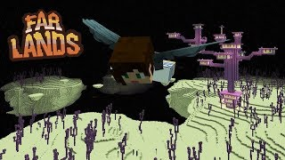 I Beat Graser! - Minecraft Far Lands (Ep.19)