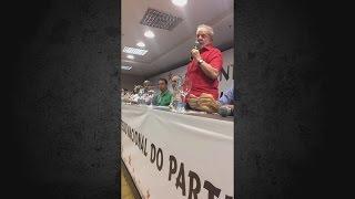 Lula-lá em Curitiba
