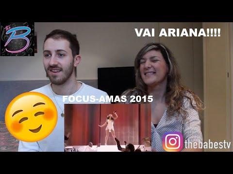 ARIANA GRANDE - FOCUS (AMAs 2015) REACTION!!! [THE BABES]