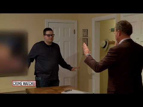 Hansen vs. Predator: Chris Hansen catches a plumber on the prowl - Crime Watch Daily