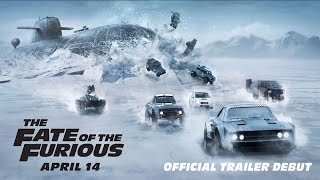 The Fate of the Furious - In Theaters April 14 - Official Trailer #2 (HD)