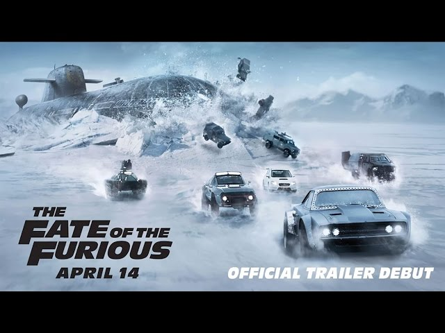 The Fate of the Furious Video 3