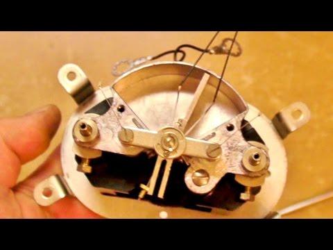 (#0196) Big Analog Meters Teardown #2 - Weston Voltmeter & Sensitive Research Microammeter