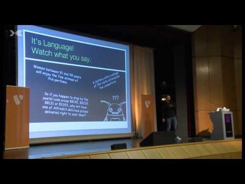 T3CON13 Stuttgart - Making data talk von Frank Feulner