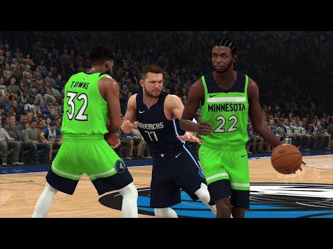NBA Today 12/4 - Minnesota Timberwolves Vs Dallas Mavericks Full Game – NBA 2K20