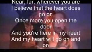 titanic my heart will go on lyrics by x pac jtx f5
