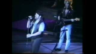 Bob Seger - Against The Wind / Rock and Roll Never Forgets (Live, final encore, 1996)