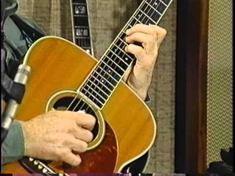 John James Talks about Ragtime Guitar and Plays 12th Street Rag