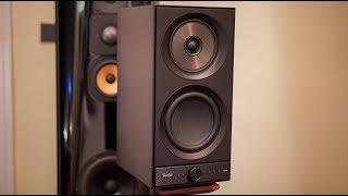 Teufel Stereo M vs (BBC Ls3/5a) - Sneak peek...