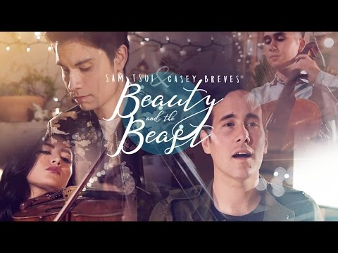 Thumbnail: Beauty and the Beast - Sam Tsui & Casey Breves