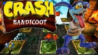 El canguro maniático/Crash Bandicoot #3