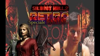 "SILENT HILL 2 ""UNA TERRIBILE STORIA D"