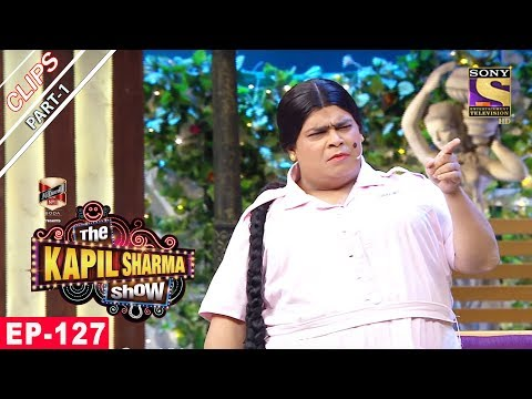 Bumper's Love Troubles - The Kapil Sharma Show - 12th August, 2017