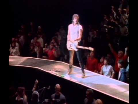 Rick Springfield   Don´t Talk to Strangers dvd rip live