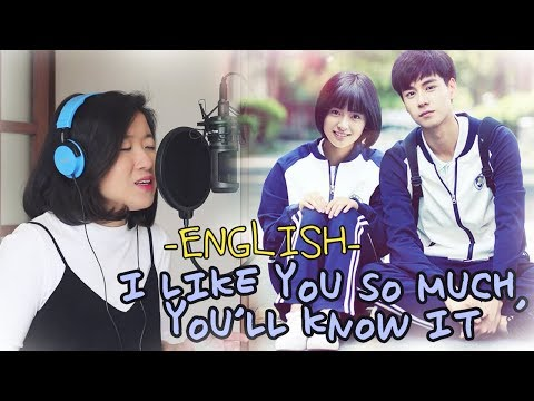 [ENGLISH] I LIKE YOU SO MUCH, YOU'LL KNOW IT (A Love So Beautiful 致我们单纯的小美好 OST) by Marianne Topacio