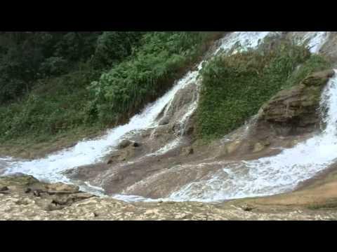 Pityak Falls of Dumanjug, Cebu