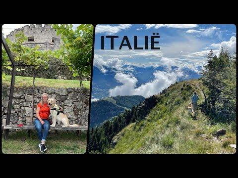 ITALIE: kasteel, de bergen in & TRAUMA klachten (vlog 34)