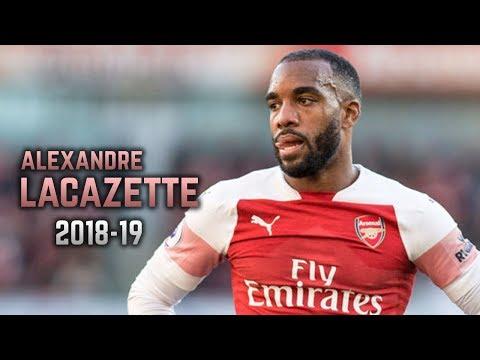 Alexandre Lacazette 2018-19 | Goals & Skills