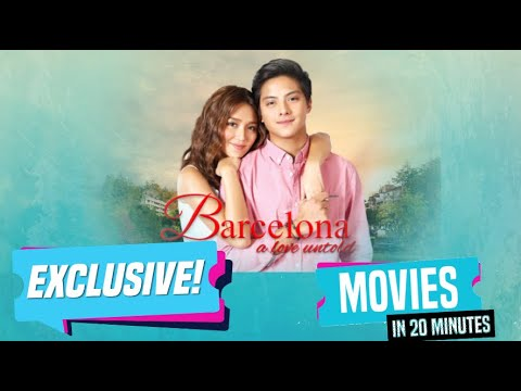 Download Barcelona: A Love Untold in 20 minutes!   Sinehub Exclusives