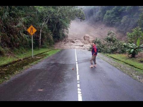 Menakutkan Didepan Mata Bencana Dhasyat Terekam Kamera !!!!@#@@ New Video Bencana alam