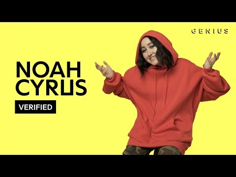 "Noah Cyrus ""I'm Stuck"" Official Lyrics & Meaning | Verified"