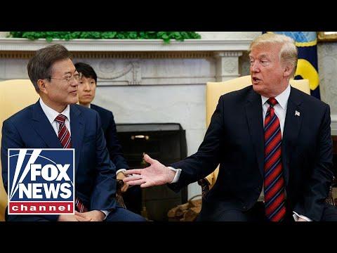 South Korea reacts to Trump's decision to cancel Kim summit